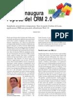 Siseco inaugura epoca CRM 2.0