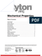 Ryton Mechanical Properties