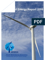 World wind energy report 2008