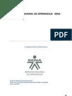 1. Documento de trabajo La Planeación Estrategica