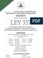 Ley 337 Ultima