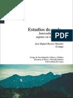 Estudios de Suelo. Interculturalidad y Sujetos en Resistencia Mayo de 2013