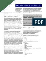 Sistemas de Archivos de Linux[1]