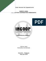 Marco Regulatorio Cooperativo
