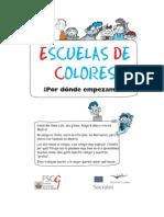 Escuelas de Colores