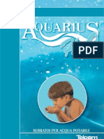 Catalogo Serbatoi Per Acqua Potabile Acquarius