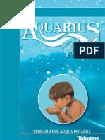Catalogo Serbatoi Per Acqua Potabile Acquarius