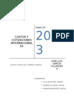 COSTOS Y COTIZACIONES INTERNACIONALES original.doc