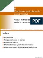 04 Problemas Particulares de Carga y Apoyo (2)
