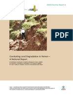 Land Degradation Report-OASIS-Yemen