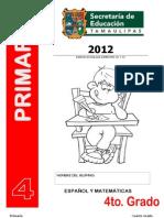 Cuarto Grado Primaria Bim III y IV