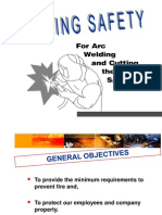 #1 Welding Safety