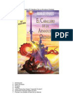 Análisis Del Texto Narrativo El Caballero De La Armadura Oxidada