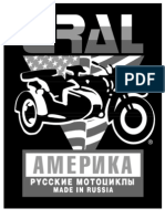 Ural Motorcycle Service Repair Manual