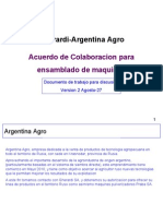 Agro Argentina - Assembling opportunity