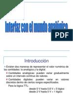 Interfaz Con El Mundo Analogico(1)