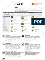 Gestion-Ressources - OpenERP Enterprise Brochure v7 Francais