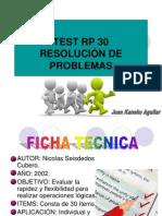 TEST R-30