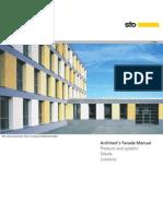 Architect s Facade Manual