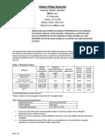 PiMag Waterfall - WQA Certificate - 3-16-16
