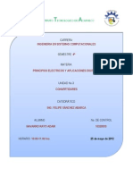 Principios electricos - Investigación unidad 3