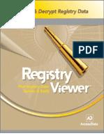 Registry Viewer User Guide