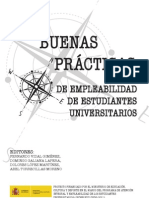 Buenas Practicas de Empleabilidad de Estudiantes Universitarios