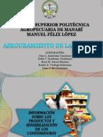 Expocicion de Aseguramiento de La Calidad......Informacion de Productos....Final