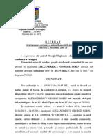 Referatul Dna Cazul Sorin Alexandrescu