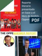 Reporte Literatio de Basta de Historias