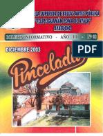 Pinceladas - Año III - N° 08 (Diciembre 2003)