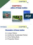 kinematic of linear motion matriculation STPM