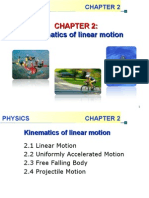 kinematic of linear motion matriculation STPM