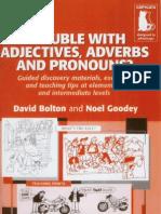 Trouble With Adj Adv Pronouns
