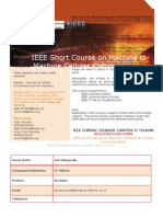 Ieee m2m Course