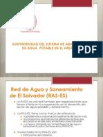 Clase 1 -Sostenibilidad de Los Sistemas de Abastecimiento de Agua - Modulo Vii-ciclo i 2012