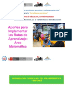 RUTAS DE APRENDIZAJE - MATEMÁTICA Y COMUNICACIÓN.pptx