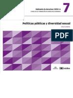 DESC+A - 07 - Políticas públicas y diversidad sexual