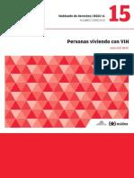 DESC+A - 15 - Personas Viviendo Con VIH