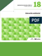 DESC+A - 18 -  Educación ambiental