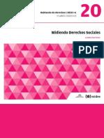 DESC+A - 20 - Midiendo derechos sociales