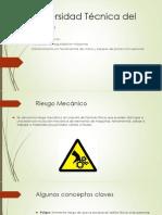 7 RIESGOS MECANICOS