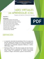 Grupo N ° 2 COMUNIDADES VIRTUALES DE APRENDIZAJE (CVA)_ Actividad 3