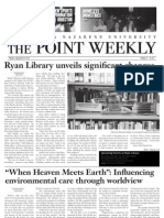 The Point Weekly - 9.23.2012