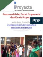 Proyectos Responsabilidad Social Empresarial
