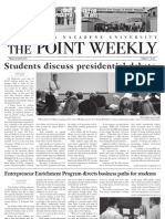 The Point Weekly - 10.8.2012