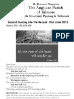 Pew Sheet 2 Jun 2013 P2C