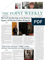 The Point Weekly - 11.12.12