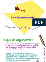Argument Ac i on Quinto