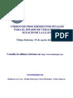 Codigo Procedimientos Penales Veracruz